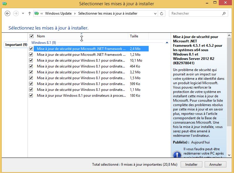 Mise jour du client philippe barth - Installer office sur windows 8 ...