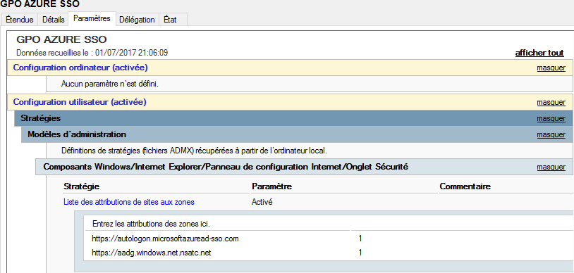 Office 365] Azure AD Connect SSO | Philippe BARTH