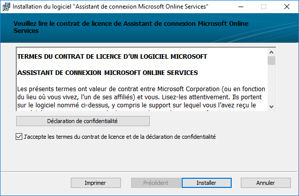 Office 365 ] : Installer les outils PowerShell | Philippe BARTH